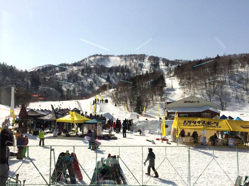 札幌国際スキー場規模