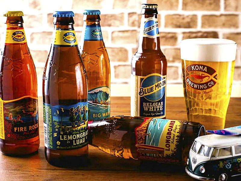 ハワイのクラフトビール