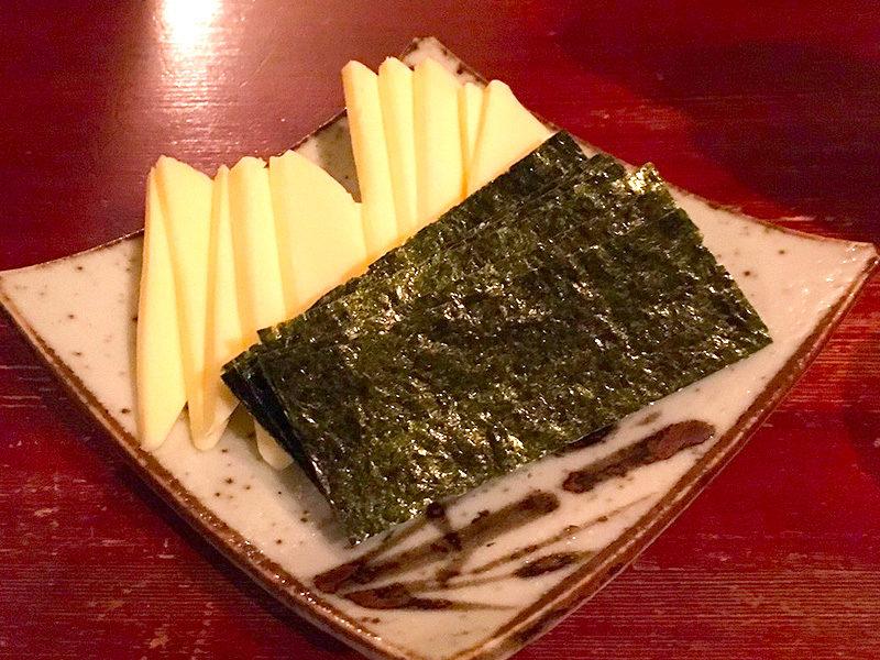 のりチーズ