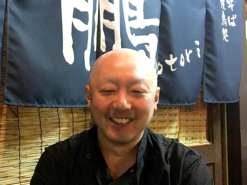 岩崎さん笑顔